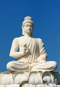 Buddha's statue Belum Caves, Andrha Pradesh, India
