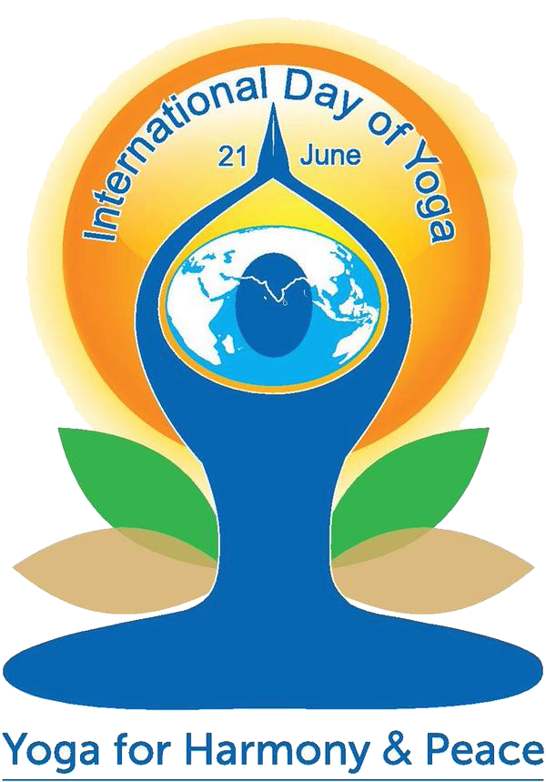 IDY logo english amrita yoga