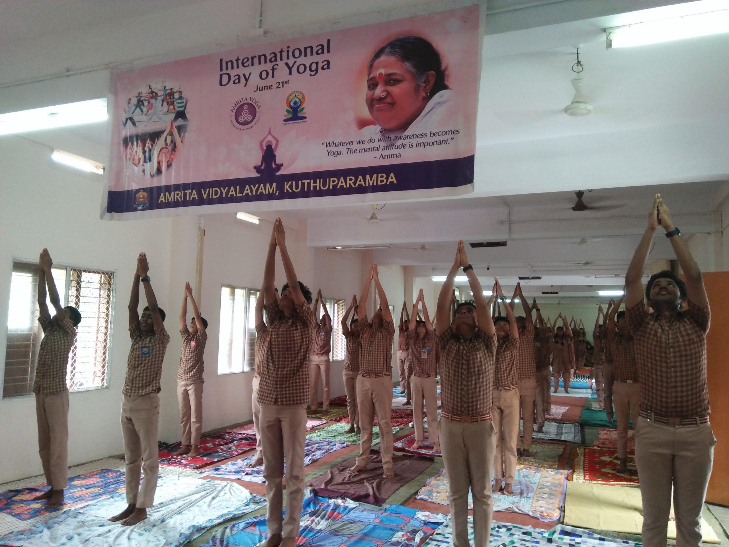 IDY2019-AV-Kuthuparamba-Kerala