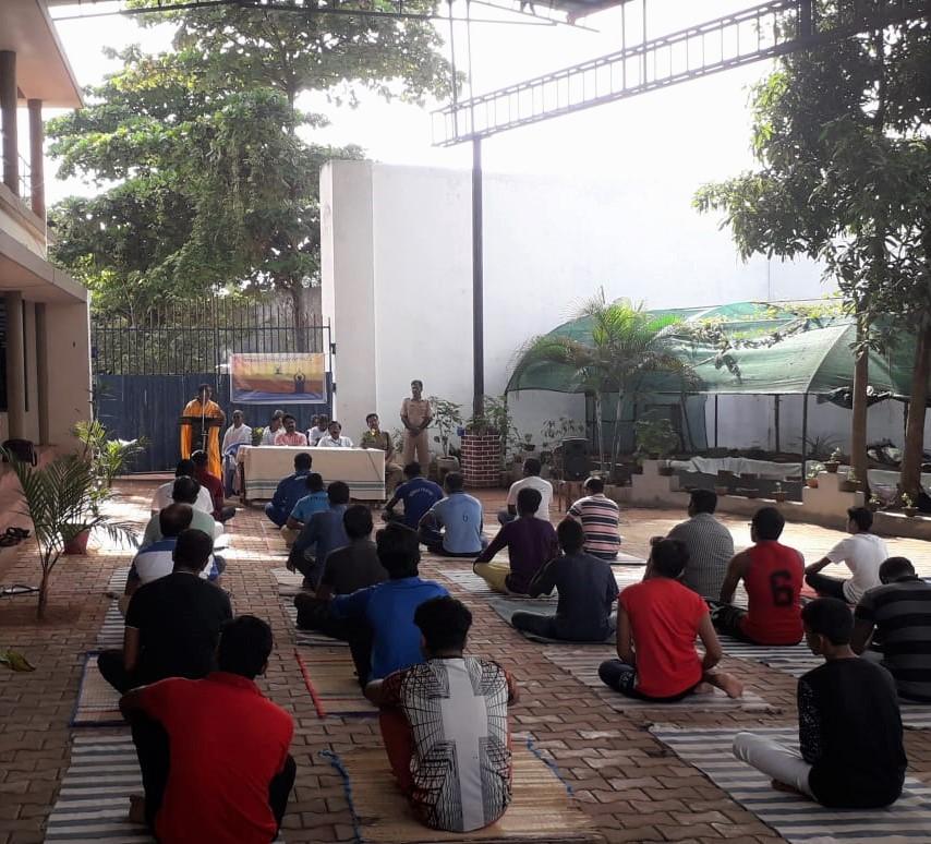 IDY2019-District Prison-Ernakulam-Kerala