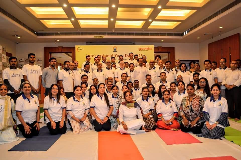 IDY2019-FICCI-New Delhi