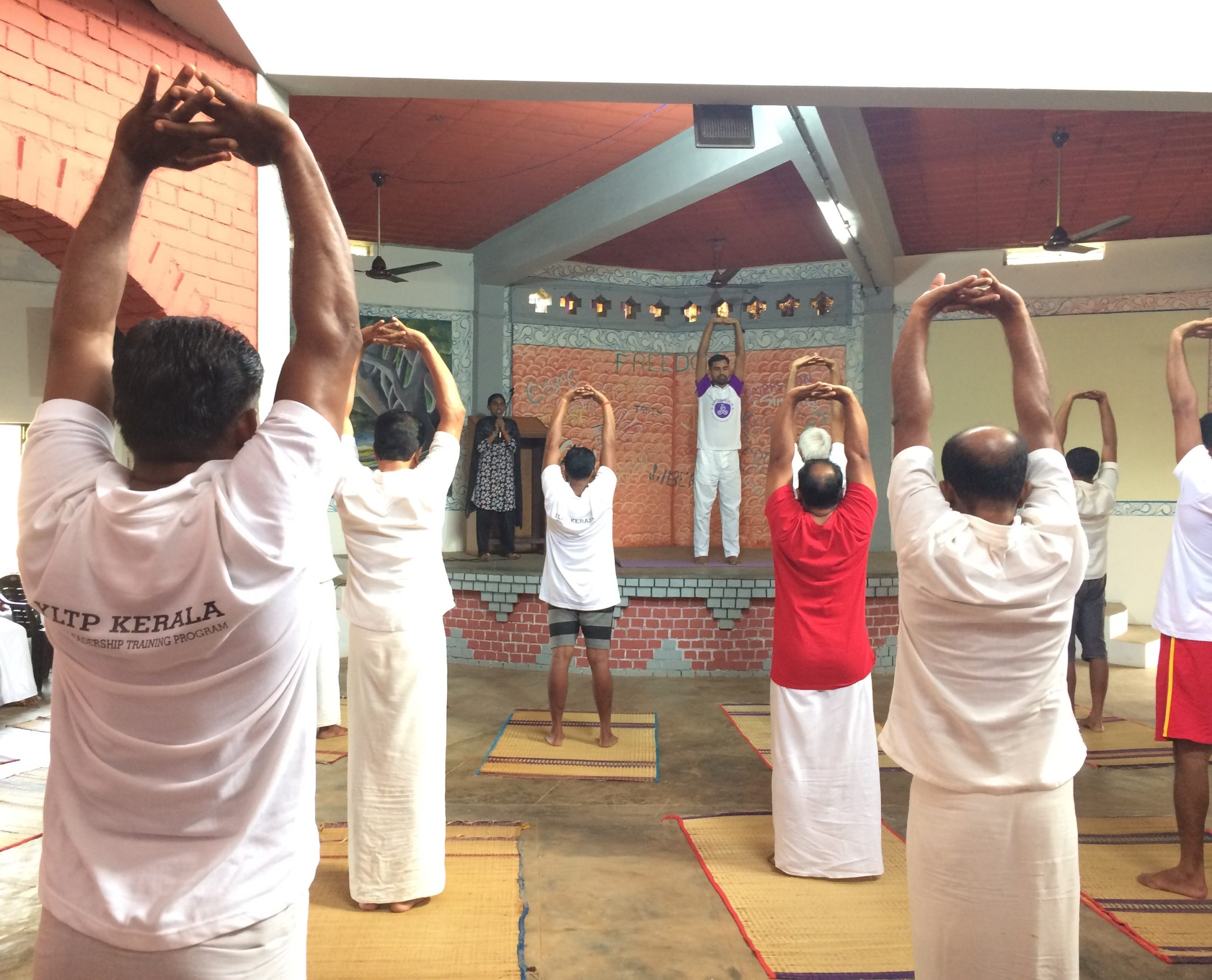 Amrita Yoga at Prisons in India