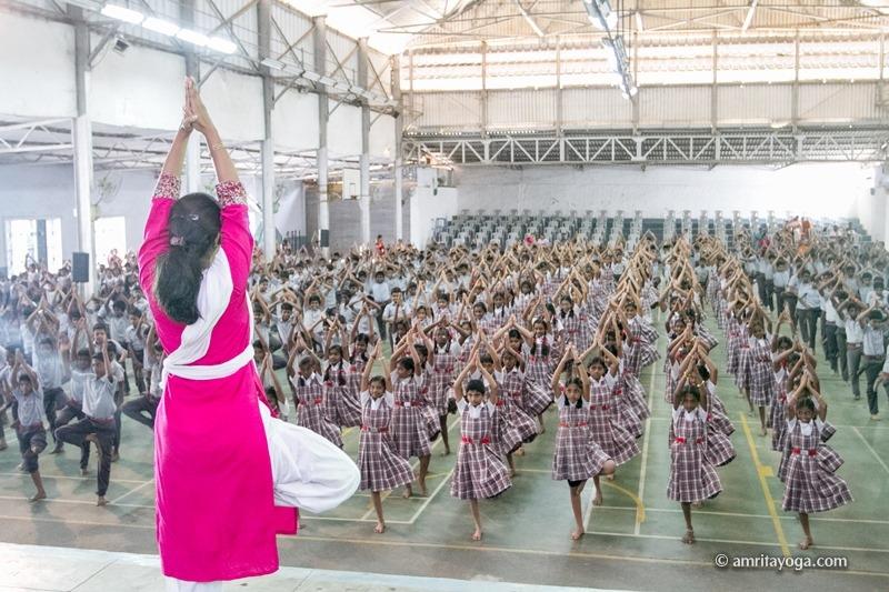 IDY2017-PERKS School-Coimbatore-Tamil Nadu