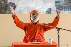 Swami Amritageetananda talk for Amrita Yoga