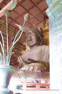 Todaiji Daibutsu buddha statue