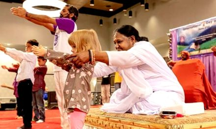 How Different is Amrita Yoga at Amritapuri than Yoga in the West?