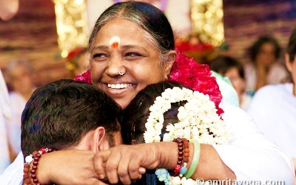 Childlike Amma, Who Eternally Sports in Her Play