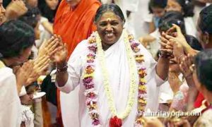 amma in dehli, india