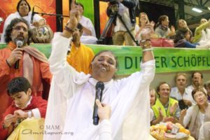 amma in munich, germany