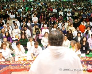 amma in santiago, chile