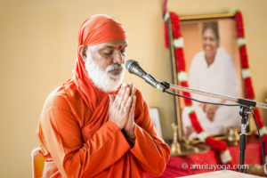 amma swami pic for amrita yoga post