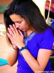 amrita yoga opening prayer