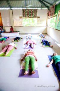amritayoga shivasana relaxation