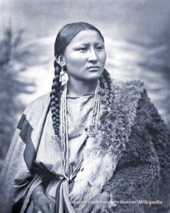 native american, wikipedia, Arapaho woman