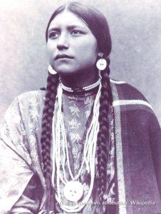 native american woman wikipedia
