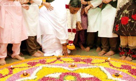 Amritapuri Onam Festival, Pushpa Vanam