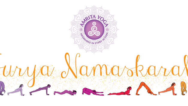 Can Amma explain the benefits of practicing Surya Namaskarah?