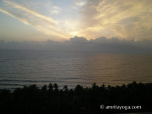 vastness of the ocean pic for Shivarathri