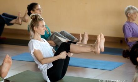 Awareness and Listening are the Keys to a Therapeutic Yoga Session